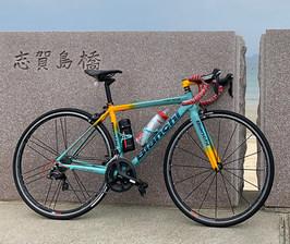 BIANCHI FINICEのカスタム詳細はコレ!